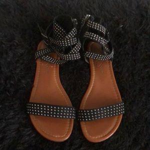 Black Jessica Simpson sandal